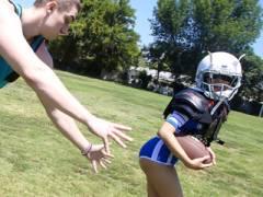 Tiny Touchdown Twat